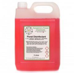 Yorkshire's Finest Chemicals- Floral Disinfectant (5 Litre)