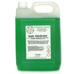 Yorkshire's Finest Chemicals- Apple Disinfectant (5 Litre)