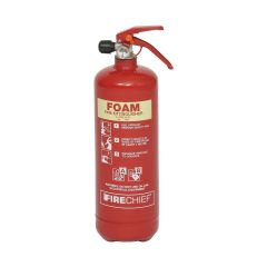 Firechief 2l Foam Extinguisher for Class A and B fires