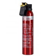 Firemaster 600g Dry Powder Fire Extinguisher Class A,B & C Fires