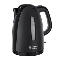Russell Hobbs Textures 1.7L Jug Kettle Dual Finish