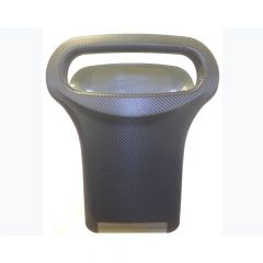 3G Hands-In Hand Dryer in Carbon Fibre Finish