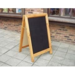 High Quality Crafted Timber Framed A Board