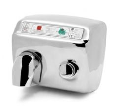 World Dryer Classic Stainless Steel hand Dryer A48SS