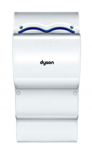 Dyson Airblade™ dB AB14 50% Quieter Hand Dryer in White