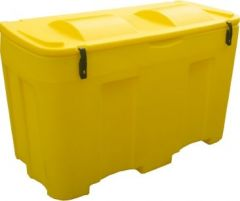 Yellow Grit Bin 400L