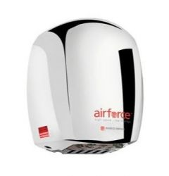 Airforce Hand Dryer from World Dryer in Polished Chrome