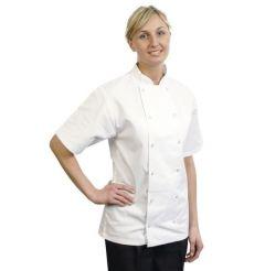 Bonchef Danny Short Sleeve Chefs Jacket