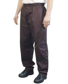 Bonchef Baggy Trousers- Black