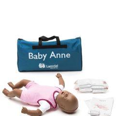 Baby Anne CPR Infant Training Manikin in Dark Skin Single