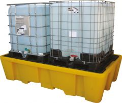 IBC Bunded Double Spill Pallet