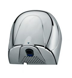 Bower Magnum Storm Hand Dryer in Chrome Plate