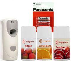 270ml Air Care Dispenser Starter Pack