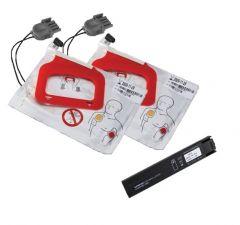Physio Control LIFEPAK® CR Plus Defib Adult Electrode Pads x2