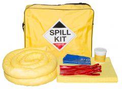 50L Vehicle Chemical Spill Kit, Plugging Compound, Shoulder Bag