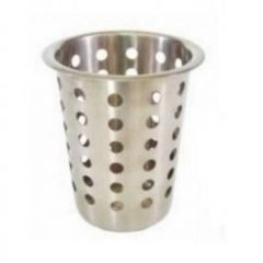 Stainless Steel Cutlery Cylinder