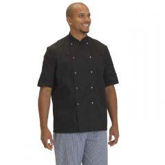 Dennys Short Sleeve Chef Jacket