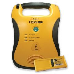 Defibtech Lifeline Fully Automatic AED- Standard Battery Pack