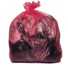 Dissolvo - Red Laundry Sacks 200 Per Box