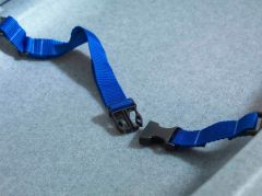 Replacement  Adjustable Safety Strap For E-Changer Baby Changing Units