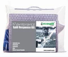 15 Litre Maintenance Spill Response Kit Clip Top Carrier