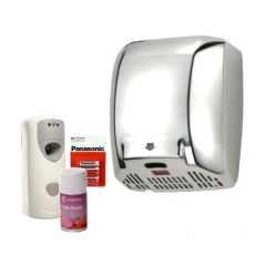 e-Dryer Ultimate Plus Hand Dryer with Free Air Care Starter Pack