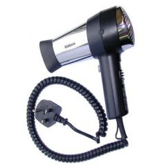 Valera Action 1200w Hairdryer Only In Black with Fitted Plug
