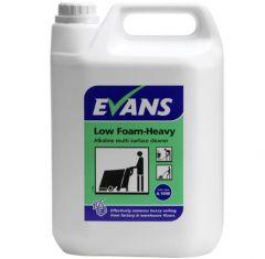 Evans Low Foam Heavy Floor Cleaner (5 Litre)