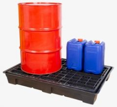 Recycled Low Level Spillpallet (Various Sizes)