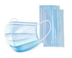 3 Ply Anti Virus and Bacteria Surgical Face Mask