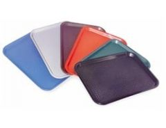 """""""U-Fast Food"""" Tray in 6 Colours 35 x 45cm (Pack of 12)"""