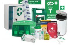 St John Ambulance First Aid Room Essentials Bundle