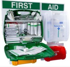 Evolution British Standard Compliant Complete First Aid Point