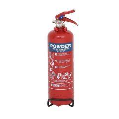 Firechief 1kg ABC Powder Extinguisher c/w Wire Bracket (FMP1)