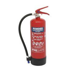Firechief XTR 4kg Powder Fire Extinguisher (FXP4)