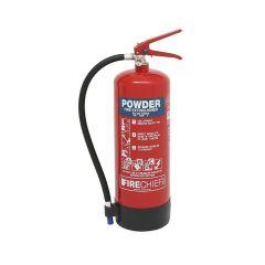 Firechief XTR 6kg Powder Fire Extinguisher (FXP6)