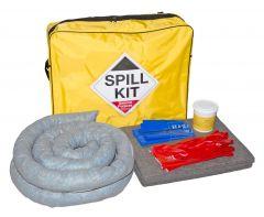 50L Vehicle General Purpose Spill Kit, Plugging Compound, Shoulder Bag