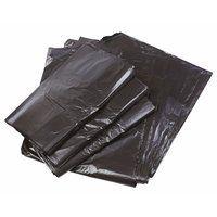 Heavy Duty Black Refuse Sacks (15kg) (Case of 200)