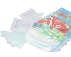 Huggies Little Swimmers + 2 wipes in 3 Sizes 62 Vending Packs