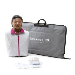 Little Anne QCPR Training Manikin Dark Skin Tone - Single