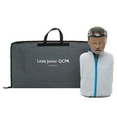 Little Junior™Child QCPR Training Manikin Dark Skin Single Pack