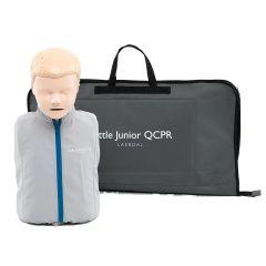 Little Junior™Child QCPR Training Manikin  Light  Skin Single Pack