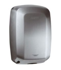 Mediclinics Machflow® Automatic Hand Dryer M09ACS in Satin
