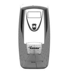Micro Airoma® Aerosol Dispenser Unit in Bright Chrome