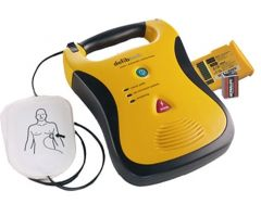 Defibtech Lifeline Semi-Auto AED- High Capacity Battery Pack