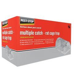 Multicatch Rat Cage Trap