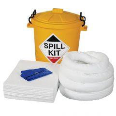 65 Litre Oil & Fuel Spill Kit