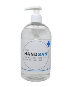 Evans Handsan Hand Sanitiser 500ml (Case of 6)