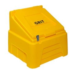 Yellow Premium Grit Bin 200L