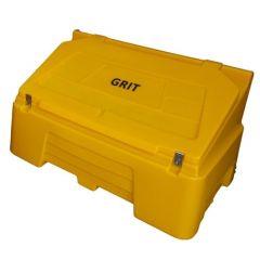 Yellow Premium Grit Bin 400 Litre